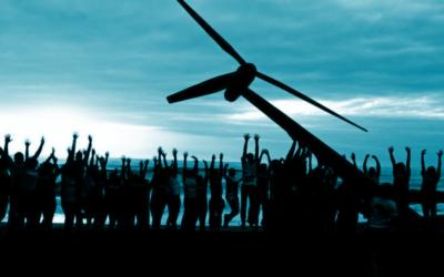 La transition énergétique au service de la paix, de la démocratie et des droits humains