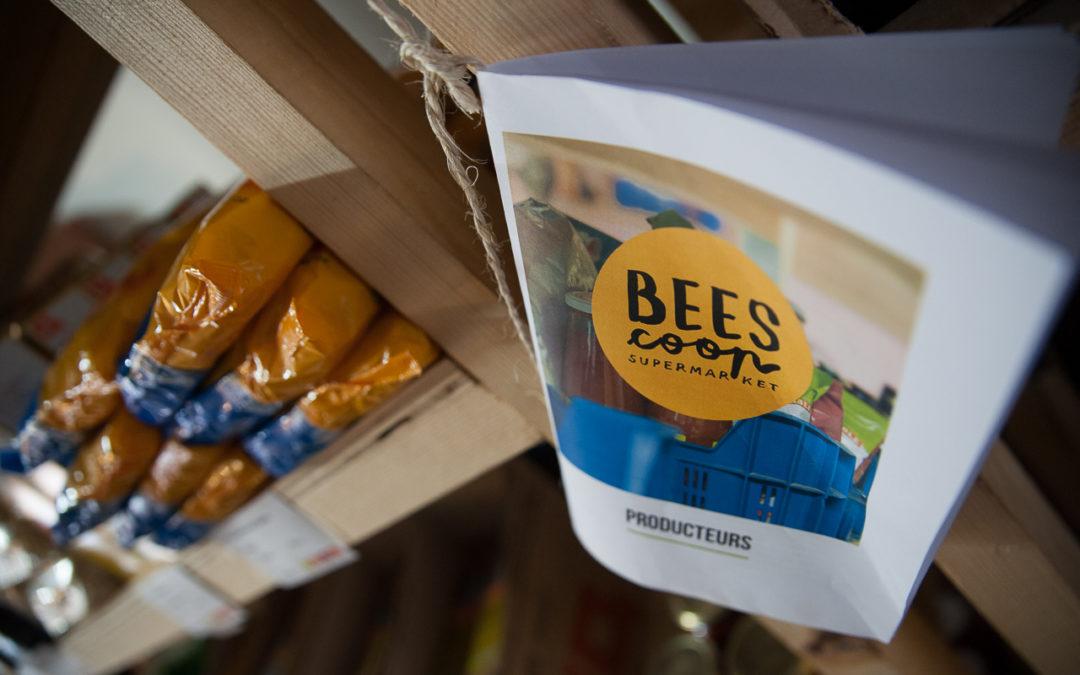 BEES coop : un supermarché à se partager